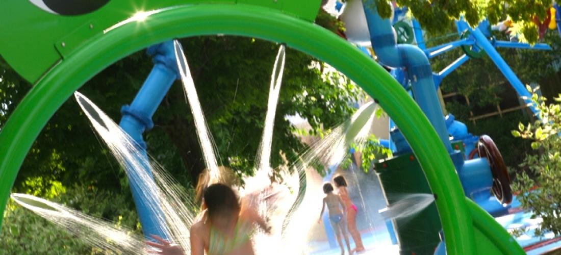 Resultado de imagen de Juegos de agua ACME: warner