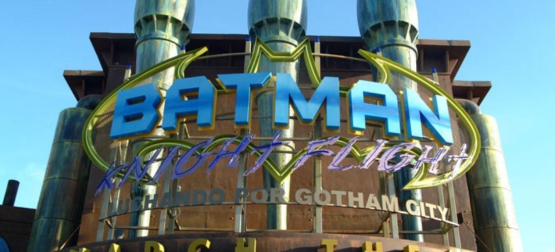 Batman, la sombra del murciélago