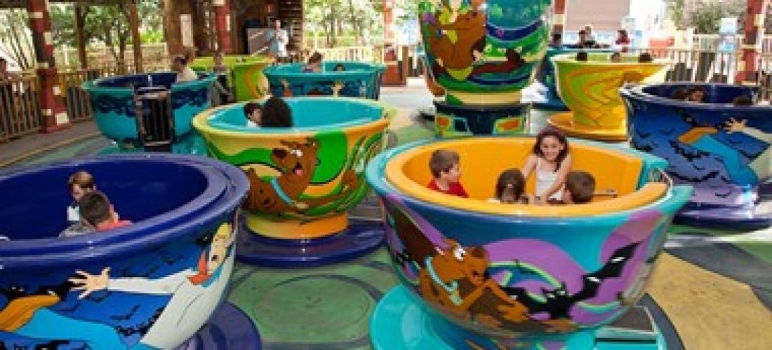 Tazas de Te de Scooby Doo